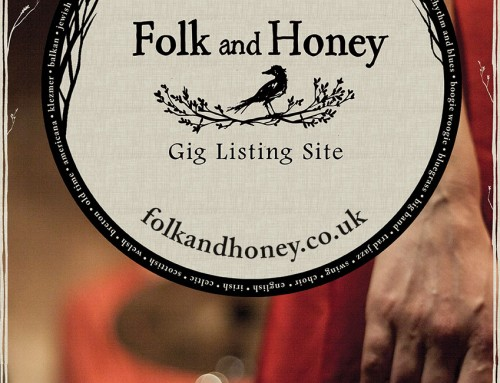 Folk and Honey Gig Listing Site