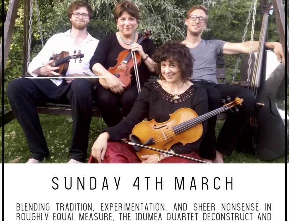 The Idumea Quartet