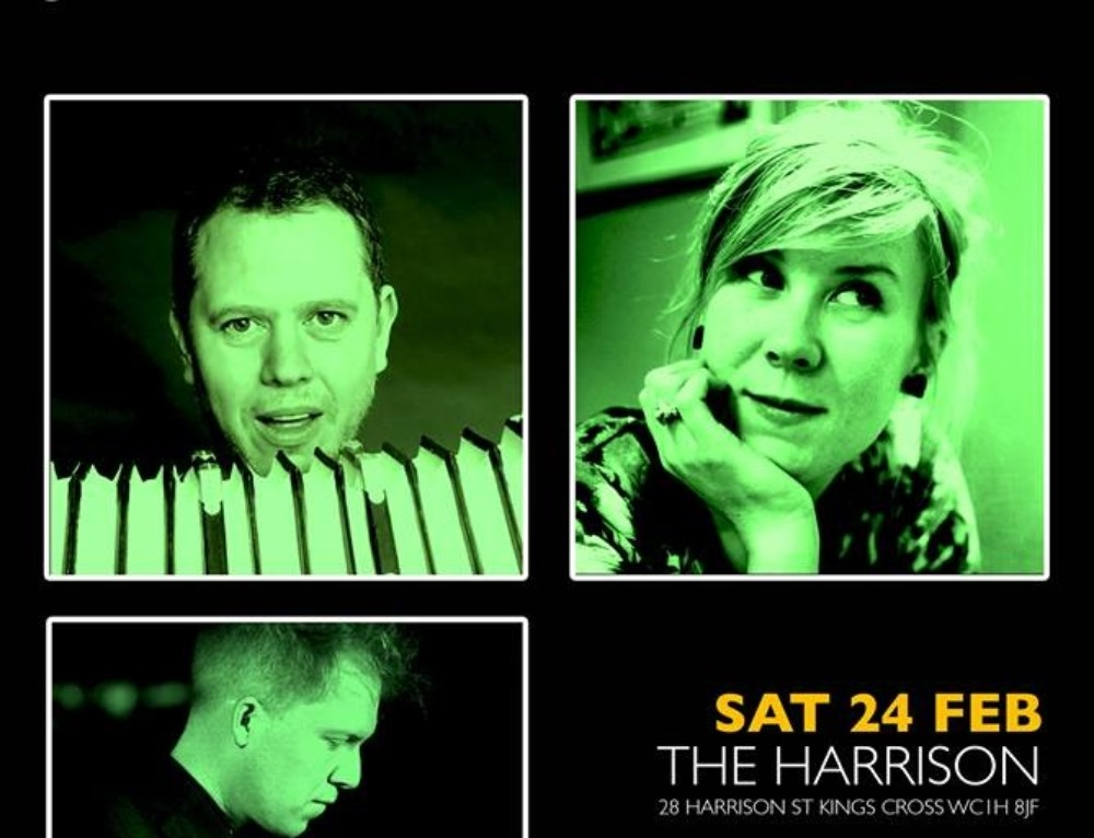 New Roots Presents: Jack Harris/ Paul Mosley/ Samantha Whates